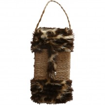Rascador Sisal Tabla Nº1 Animal Print 22cm
