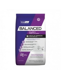 Vital Can Balanced Junior Raza Mediana 20kg