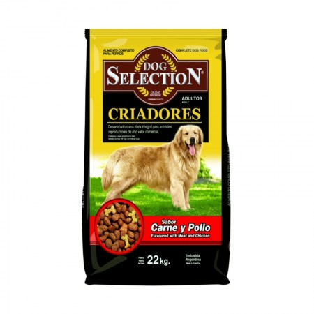 Dog Selection Criadores Adulto 21kg