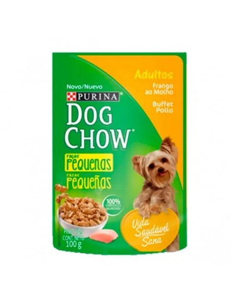 5 Dog Chow Pouch Surtidos